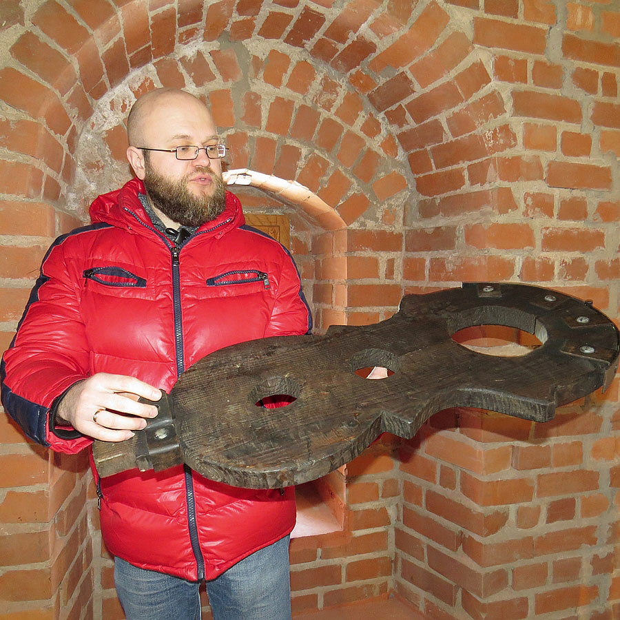 У Лідскім замку адчыніцца кавярня з сярэднявечным меню