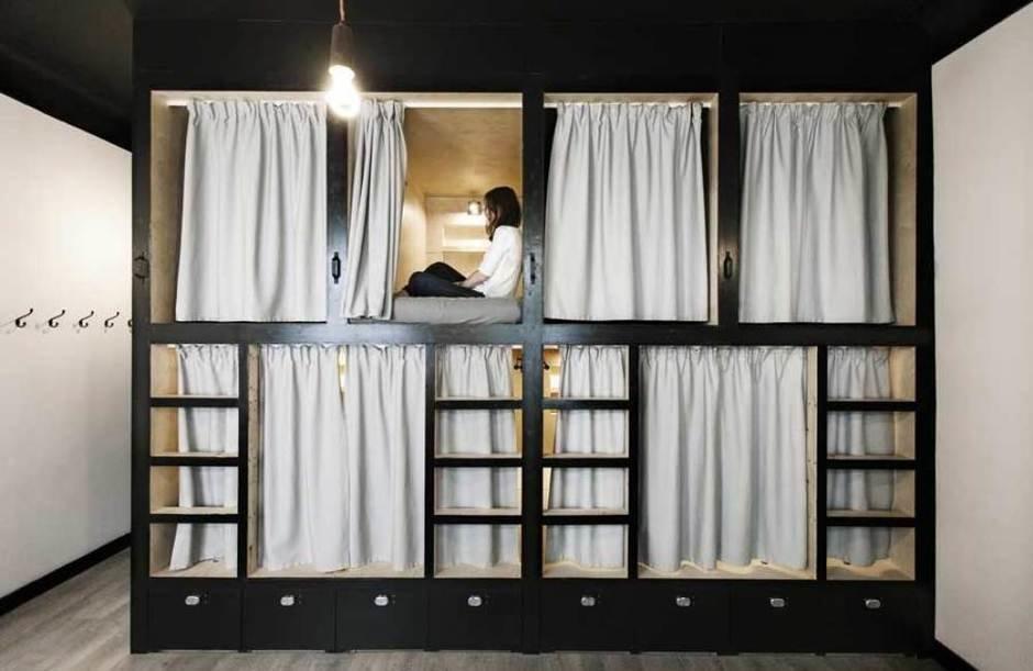 К июню на Советской откроется хостел-клуб со слипбоксами