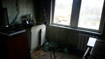 У Гродне падчас пажару эвакуявалі 24 чалавекі