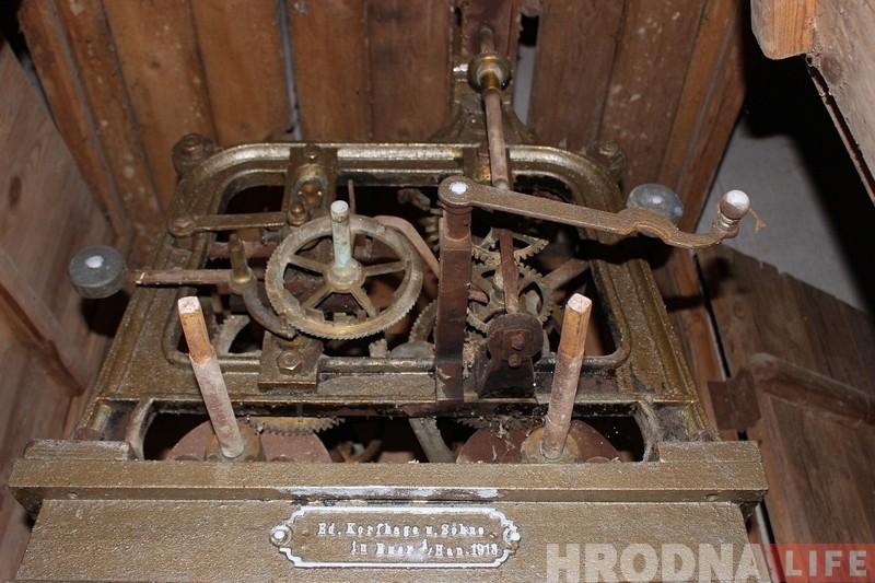 Старые часы на кирхе будут восстанавливать. Нашелся спонсор