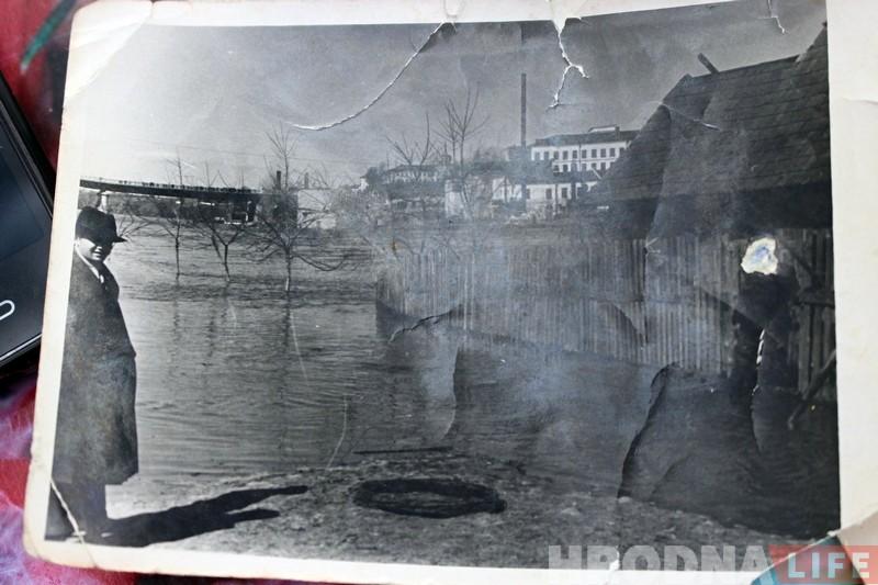 Паводка 1958: гродзенка ўзгадвае, як яе дом ледзь не змыла ў Нёман