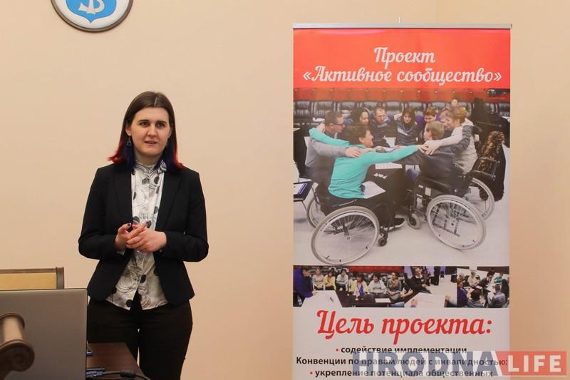 Як Шчучын робяць прыдатным для людзей з інваліднасцю