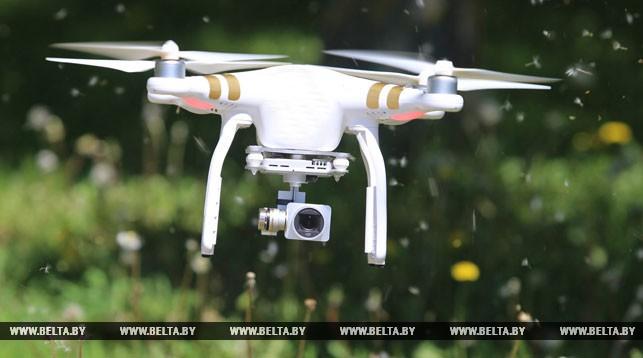 У Беларусі пошту будуць дастаўляць дронамі