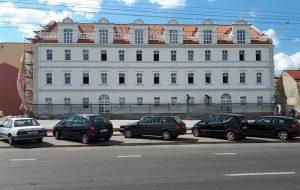 Смотрите как выглядит новый объект Семашко в центре Гродно