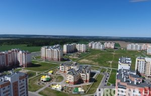 Районы. Кварталы: «Ольшаначка». Любимая игрушка города или граница цивилизации? (+видео с дрона)