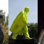 Як быць з Леніным у Гродне? 7 крэатыўных падказак з усяго свету