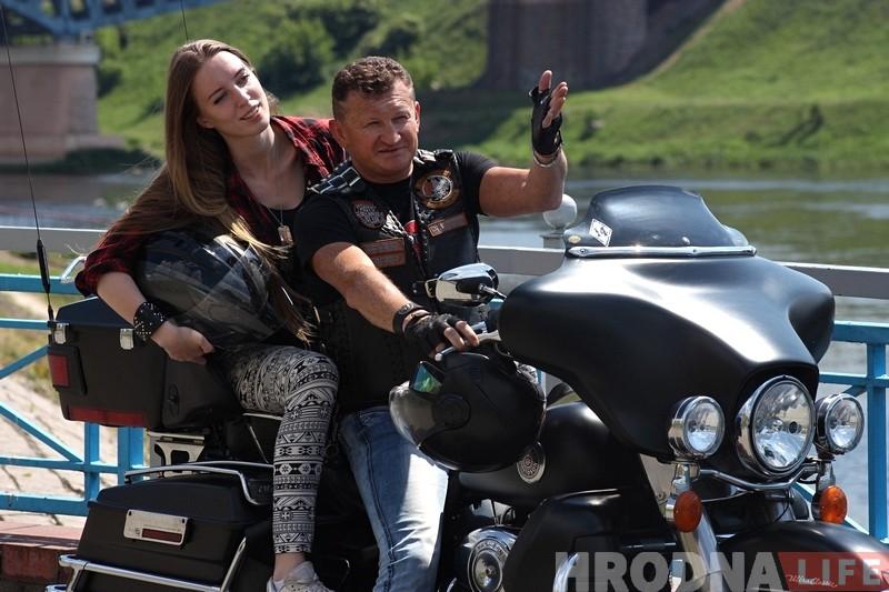 Мототакси в Гродно 5 лет! А в планах у байкеров есть даже мотоэкскурсии