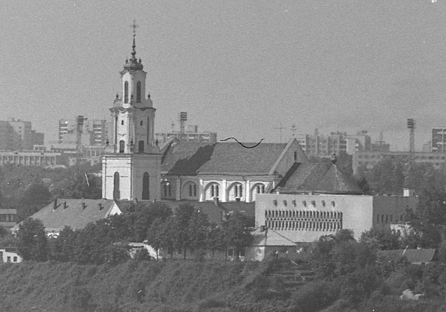 Ценность, о которой не знали. 10 лет назад в Гродно разрушили здание XVI в.