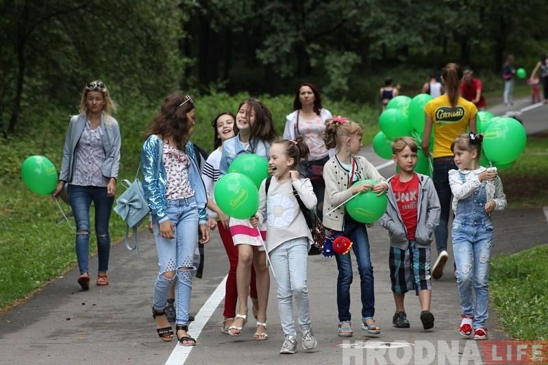 Пять новых детских площадок появилось в Гродно. 13 июля их официально открывают