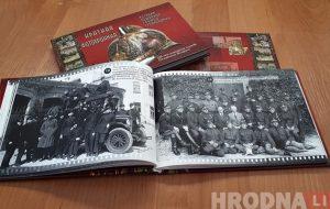 Выйшаў фотаальбом з гісторыяй пажарнай службы Гродзеншчыны