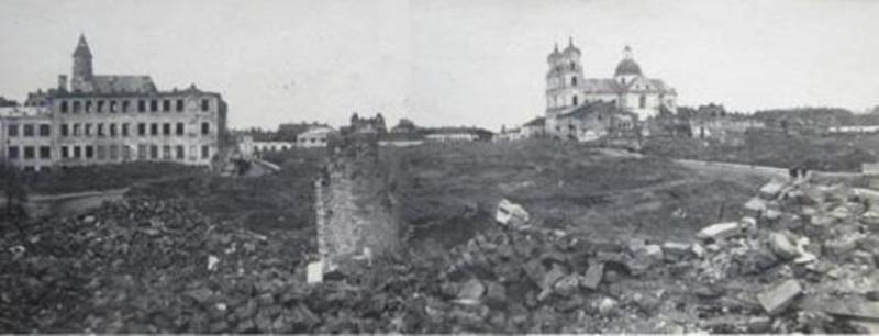 5 фактов об освобождении Гродно в июле 1944 года