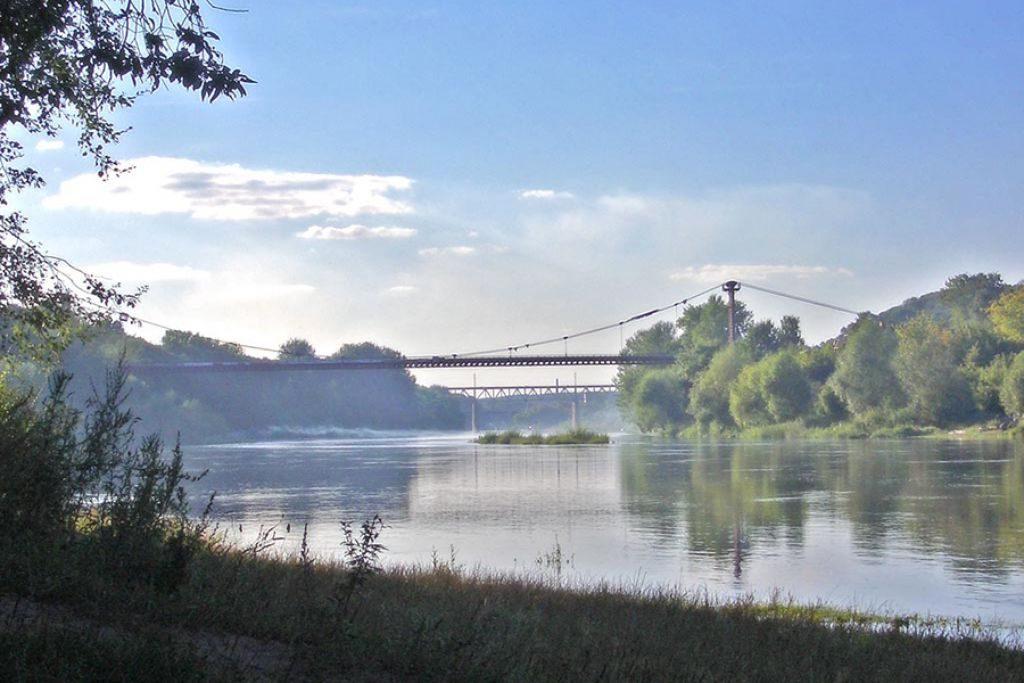 Рыбак спас тонущего на Немане у Румлевского моста
