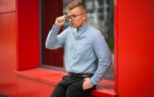"""Першы гродзенскі блогер Vadimati: """"Дагэтуль маё званне ніхто не аспрэчваў"""""""