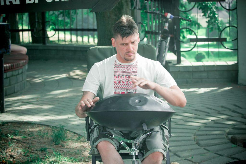 Глядзіце, як выглядае дазвол музыкам граць на Савецкай. Яго атрымаў Аляксандр Зімін