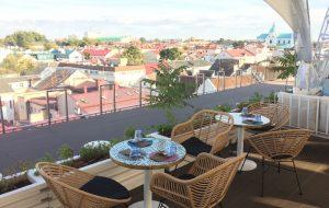 """Не пропустите! На крыше ТД """"Неман"""" открывается смотровая площадка и кафе"""