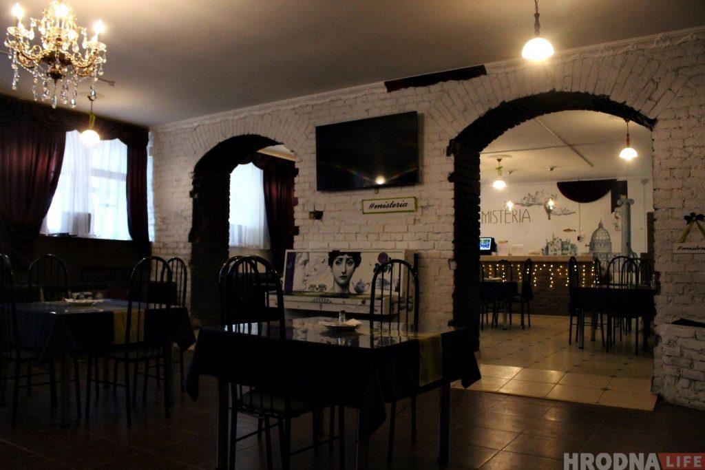 Без алкоголя, но с творческой площадкой: в Гродно работает кафе «Мистерия» (а вы и не знали)