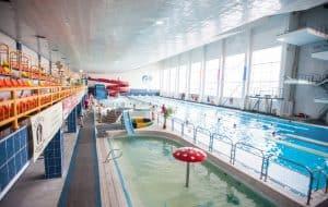 Бассейны в Гродно: куда можно пойти поплавать и сколько это стоит