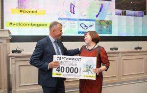 Гродненская область победила в республиканской акции «Бегущие города»