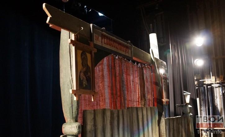 «Тутэйшыя» вяртаюцца! Гродзенскі тэатр лялек аднавіў культавы спектакль