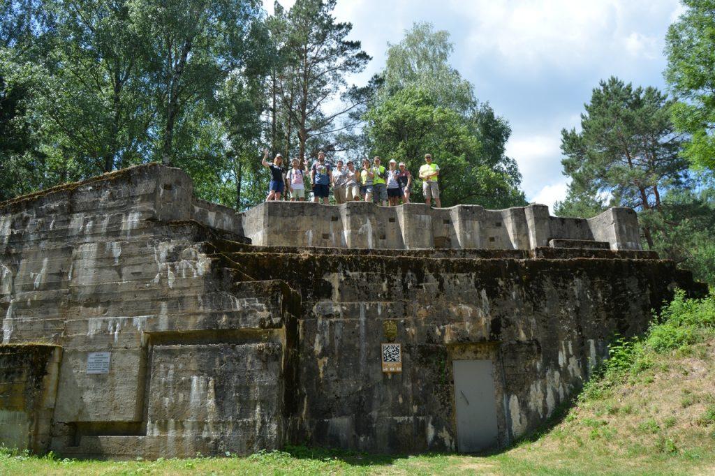 Велапакатушкі на 4-ы форт