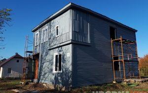 «Деревянные дома можно спасать». Гродненец восстанавливает редкий пример конструктивизма 1930-х