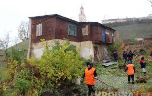 Вслед за Мицкевича и на Мостовой снесли старый дом