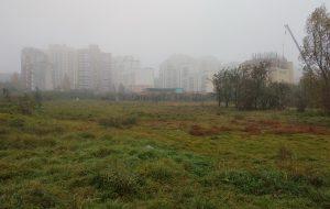 Парка на Девятовке не будет, будут высотки на краю бывшего болота