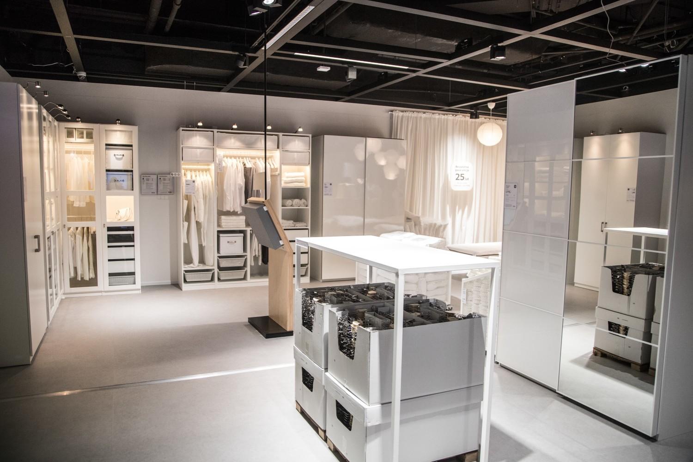 в варшаве открыли новую Ikea такой нет больше нигде в мире Hrodna