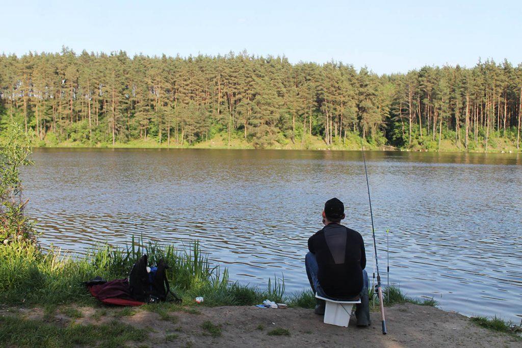 На Немане и Августовском канале запрещают ловлю рыбы. Смотрите, на каких участках