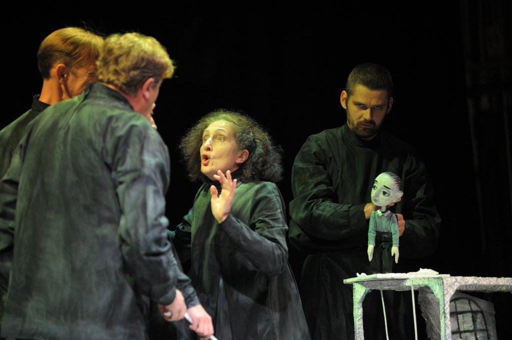 Два гродненских театра борются за национальную театральную премию