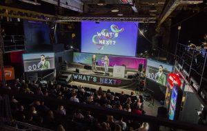 «Что дальше?» Диван, телевизор и осенняя хандра. Почему (не) стоит ехать на творческую конференцию в «Лофтас»