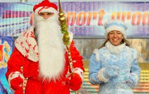 В Гродно пройдет новогодний мини-марафон для самых быстрых и нарядных