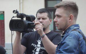 Крымінальная справа супраць гродзенскіх журналістаў Дзянісава і Кайрыса закрытая