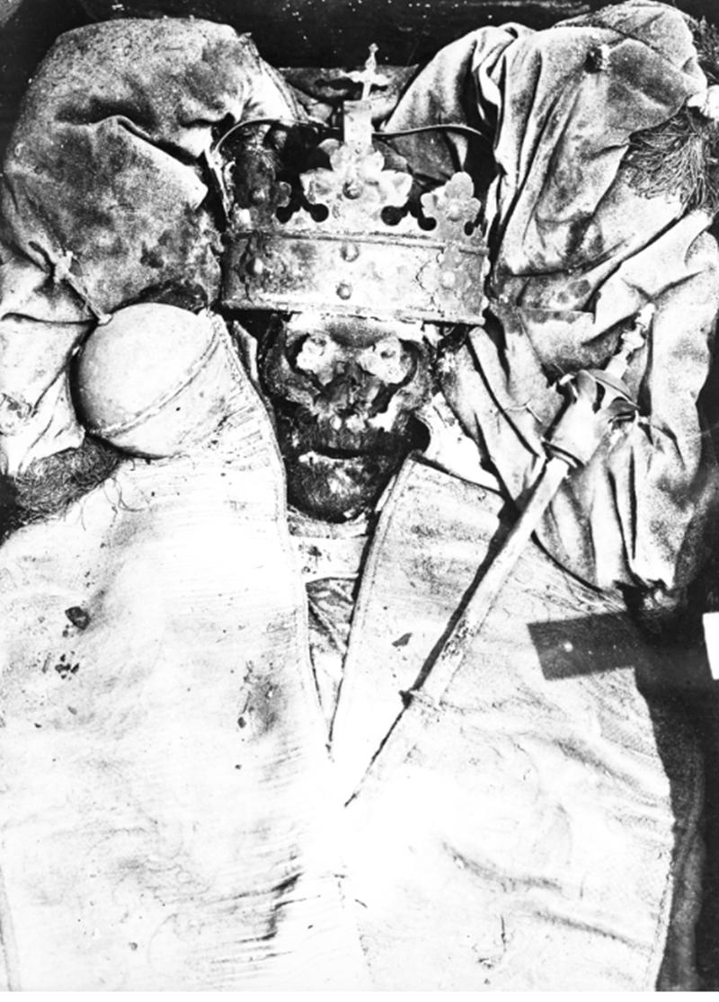 Глядзі, як выглядаў Стэфан Баторый у 1930-м годзе