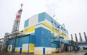 Прирост - более 200 миллионов долларов. Строительство цеха азотной кислоты на «Гродно Азот» завершат до конца года