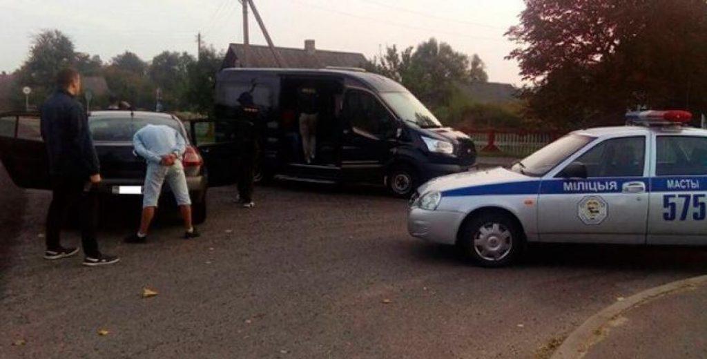 Бывший бармен вез килограмм наркотиков из Москвы в Гродно