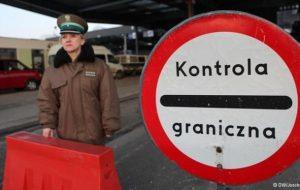 Польша вводит временный контроль на всех своих границах