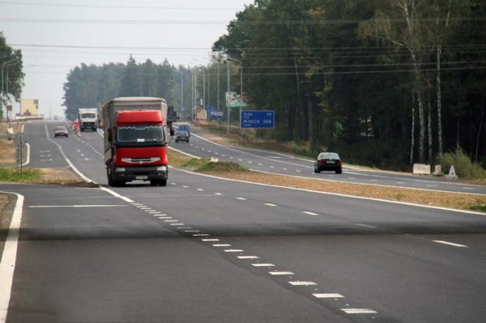 ГАИ: Скорость на трассе М6 после ремонта увеличится до 100 км/ч