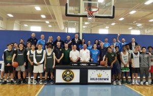 Гродненские тренеры в составе белоруской группы отправились в США, чтобы познакомиться с местным баскетболом