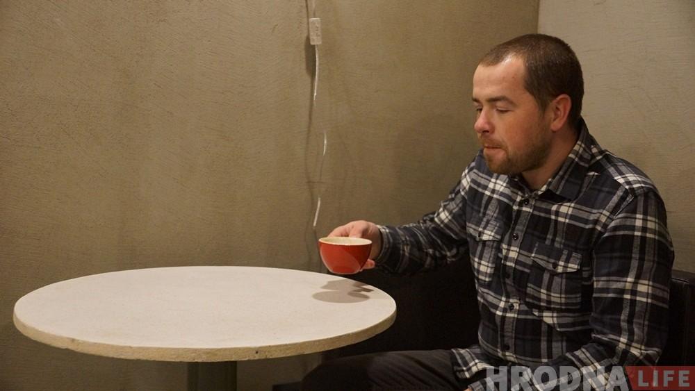 """Не толькі кава, але і пітныя супы: на Леніна адкрылася кавярня """"Пад носам"""""""