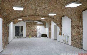 Смотрите, как оживили старинный подвал на Мостовой. Но кафе там делать нельзя