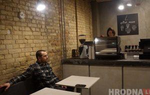 """Не только кофе, но и питьевые супы: на Ленина открылась кофейня """"Пад носам"""""""
