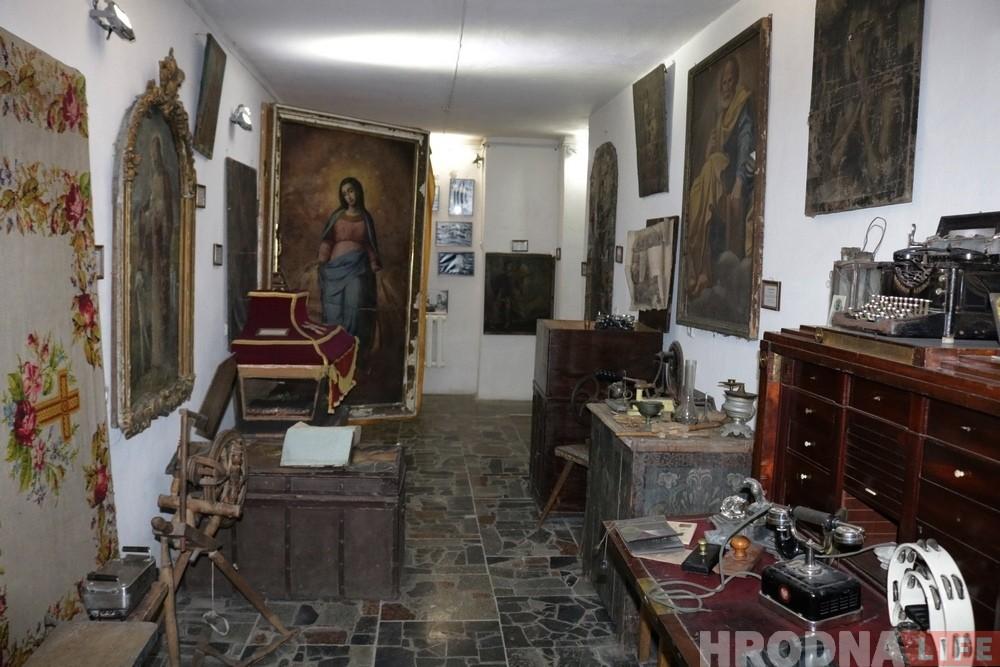Подвалы Бригитского костёла переделали в музей и место встреч для молодёжи