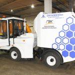 Гродно будет чистить вакуумная подметально-уборочная машина. Первая в Беларуси