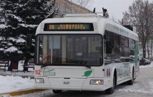 Как будет ходить общественый транспорт на Новый год