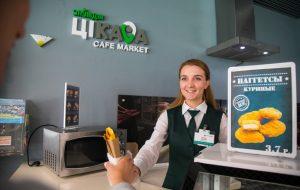 """Смотрите, как будут выглядеть новые кафе на заправках """"Беларуснефти"""" в Гродно"""