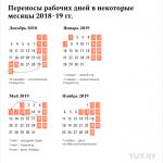 Власти решили, что 2 января мы будем работать, зато в мае отдохнем пять дней подряд