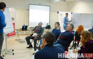 Сколько денег из Евросоюза пришло в Беларусь? В Гродно состоялся информационный день Форума гражданского общества