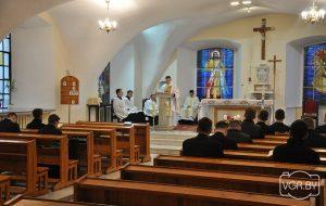 Сердце — это колыбель для Христа: как гродненские семинаристы готовятся встречать Рождество