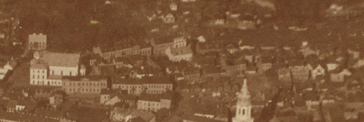 1915, від на Школьны двор